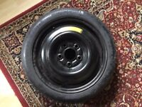 Honda Civic EK9 spare wheel mint