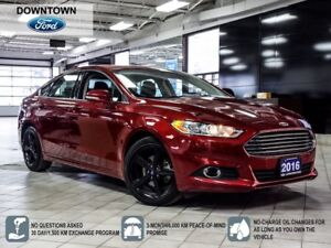 2016 Ford Fusion SE, Bluetooth, Back up camera, Car Proof