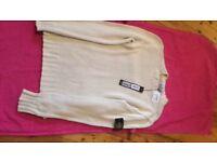 Stone island woollen jumper