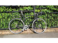 Brother Cycles Men's Single Speed/Fixie Road Bike 56cm