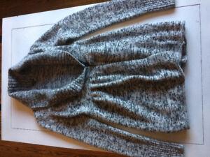 Aritzia Salt and Pepper sweater