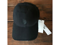 BRAND NEW! Calvin Klein Black Ricoh British Women's Open OFFICIAL baseball cap