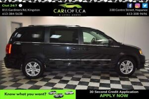 2016 Dodge Grand Caravan CREW PLUS - DVD**LEATHER**NAV**LOW KMS