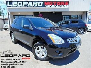 2013 Nissan Rogue SV,Sunroof,Bluetooth,Alloy Wheels*Cetified*