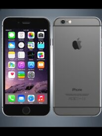 iPhone 6 space grey brand new in sealed box 16GB unlocked 12 month manufacture warranty £300 ono