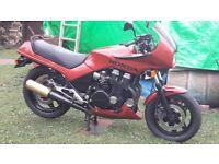 Honda cbx 750 fe