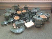Original green Denby