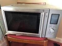 Delta Microwave & Grill