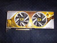 Gainward nVidia GeForce GTX580 1536MB GDDR5 PCI-E x16 HDMi/2DVI/DP Graphics Card