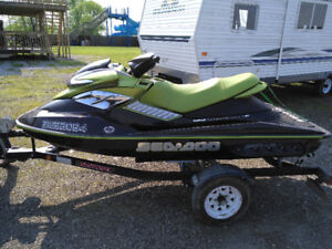TRADE my 2005 RXP 215 with 140 hrs for 155 GTX 3 seater