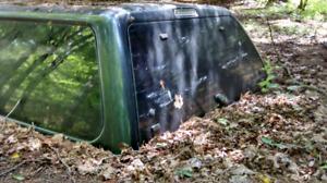 Ford Super duty Truck Cap