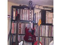 Epiphone EB3 bass guitar.