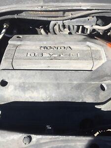Honda Pilot motor and trans