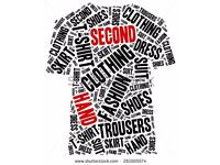 Clothes Wanted - We Buy Decent Second Hand Clothing Per Kilo - Cash on Spot - 7 Days a Week