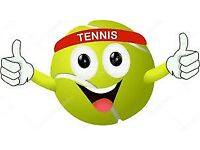 looking for tennis sparing partner