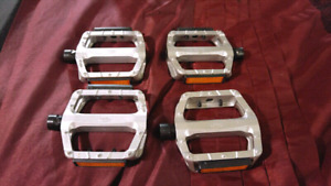Two Sets Of Bike Pedals!!