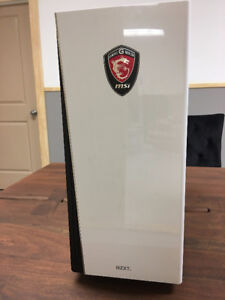 i5 R9 270x Customized MSI gaming desktop PC well maintained