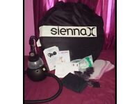 Sienna x spray tan kit