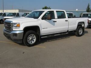 2016 GMC Sierra 3500HD Crew Cab 4x4 Long Box Power Seat Camera
