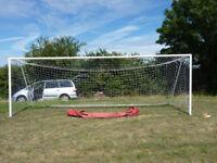 ItsAGoal Portable 21' x 7' Alumninum Football Goals