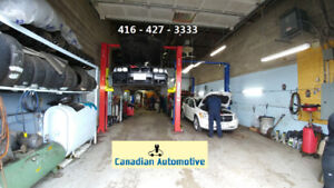 Synthetic OIL $40-Ceramic Brakes $100 with installation-warrenty
