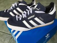 Boys Uk Size 4 Adidas Samba