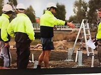 Landscape assistant and supervisor job