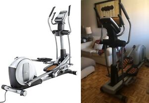 NORDICTRACK ELLIPTICAL - sturdy, perfect condition, 4.5/5 stars.