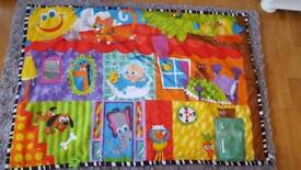 Large playgro baby play mat