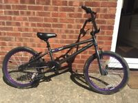 "Zinc Gravity 20"" bmx bike excellent condition x 2 available"