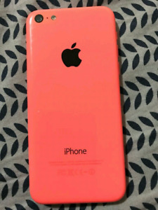 Iphone 5c 8GB 9/10 condition Rogers/Chatr