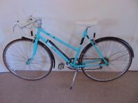 "Classic/Vintage/Retro BSA Sport (20"" frame) Racing/Road Bike"