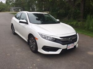 2017 Honda Civic Lease Takeover
