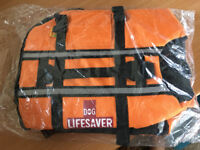 Dog Lifesaver vests x 2