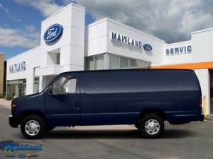 2013 Ford Econoline 250 Commercial  -  AM/FM Stereo - Low Mileag