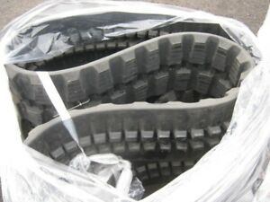 Unused Rubber Track Sets for mini-Excavators