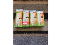 Brand new light bulbs