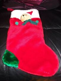 A small stocking ideal for children or a loved one