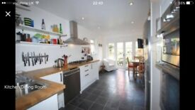Lovely room in a family three bed terraced house available