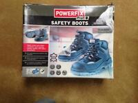 Mens Safety boots - size 7