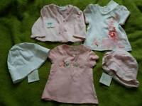 NEW Kookai and Absorba baby girl clothes age 1 year