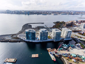 """Open Concept Condo at """"The Anchorage"""" - 1001 15 Kings Wharf Pl."""