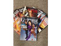 Guitarist Magazine- August 2007 to December 2011