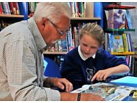 Volunteer Reading Partners wanted for local schools from September