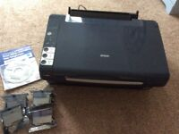 Epson dx4400 printer and scanner