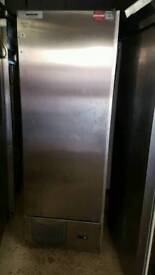 Delfield commercial chiller stainless steel fully working with guaranty good condition