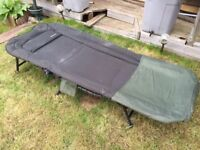 Carp fishing bed chair Badger Strecher