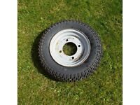Wheelbarrow Wheel & Tyre 3.50-8