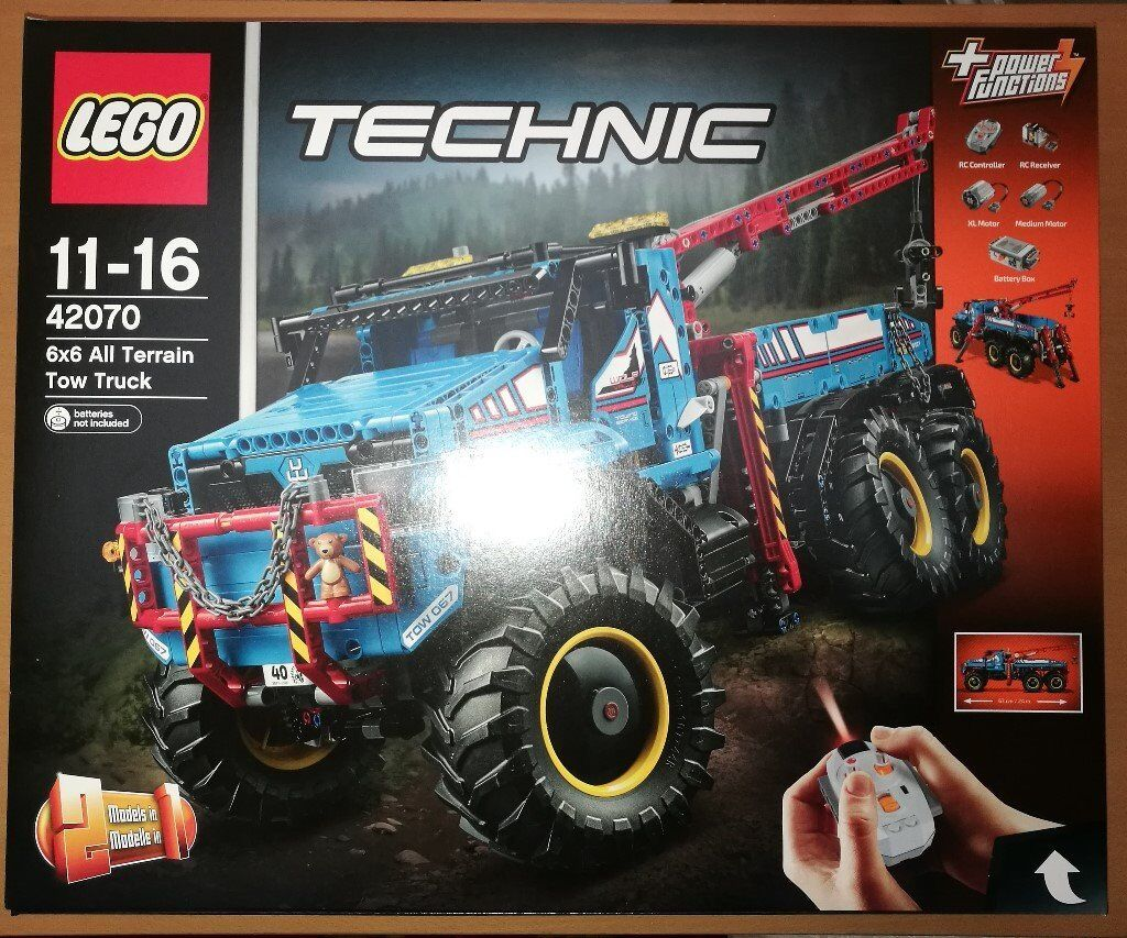 lego technic tow truck 2017 best truck in the word 2018. Black Bedroom Furniture Sets. Home Design Ideas