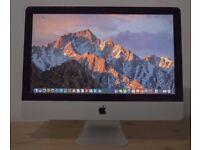 "Apple iMac 21.5"" With i7 Quad Pro Processor Upgrade"